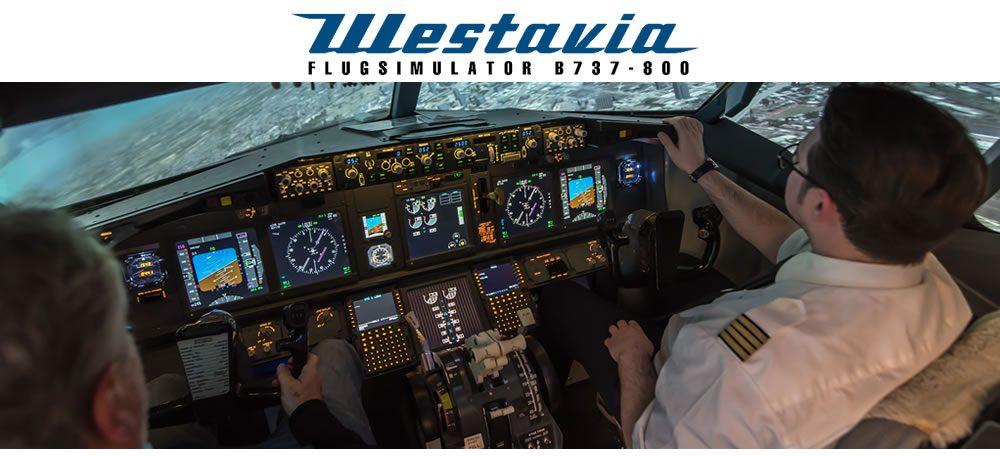 Flugsimulator NRW by Westavia